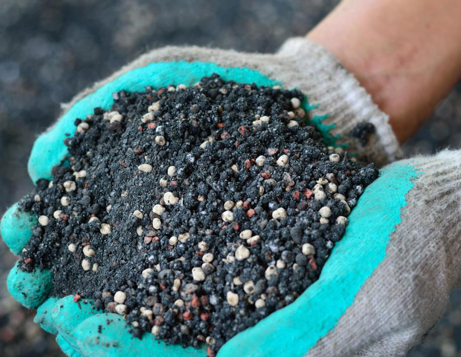 Корневые удобрения для помидоров - фосфорные