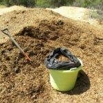 Навоз для удобрения почвы под перец