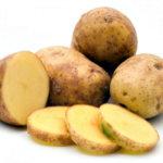 Внешний вид клубней картофеля
