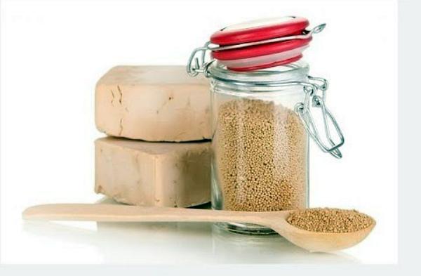 Сухие и живые дрожжи для приготовления удобрения