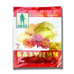 Упаковка Базудина - средства для борьбы с вредителями
