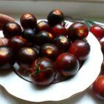 Сорт помидор Черри танец со Смурфами