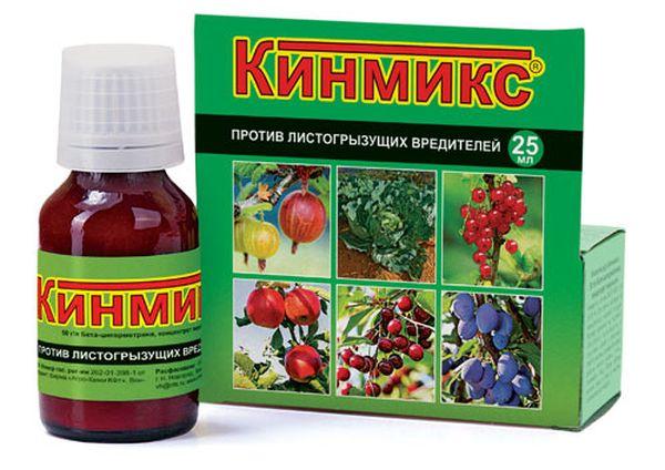 Комплексный препарат для опрыскивания – «Кинмикс»