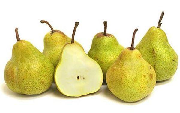 Вильямс - плоды сорта достигают 170 гр.