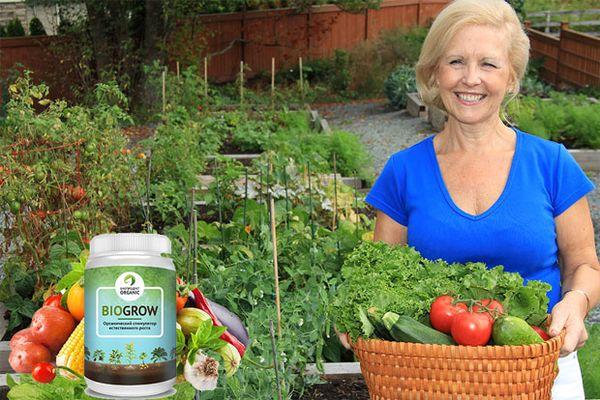 BioGrow – удобрение, которое подходит для растений различных видов