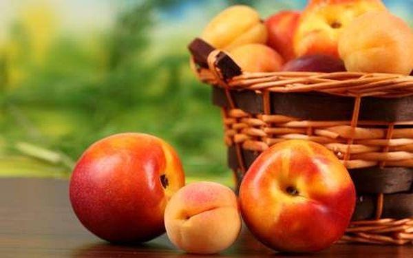 Главное отличие персика и нектарина во внешнем виде