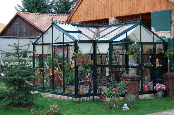 Застекленный сад премиум-класса