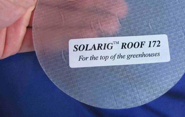 Материал Solarig очень прочный
