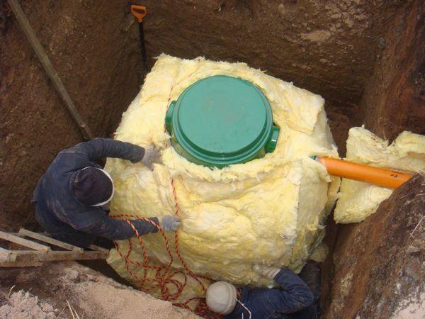 Термоизоляционные материалы для утепления скважины