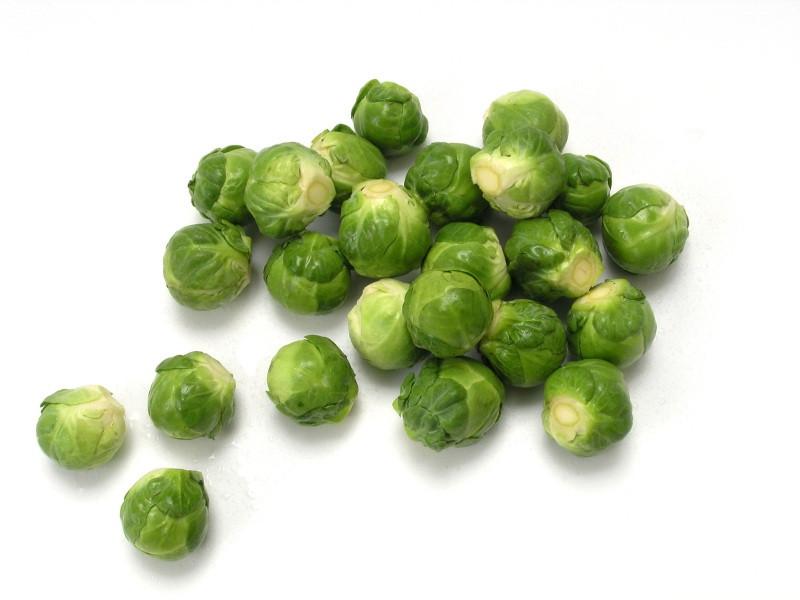 Сорт капусты брюссельская