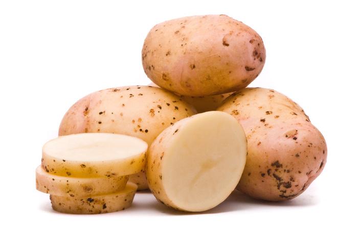 Внешний вид картофеля Импала