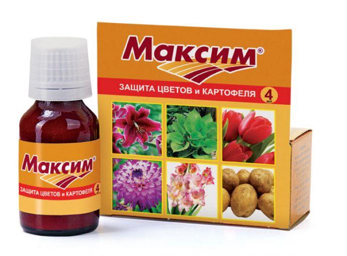 Фунгицидный протравитель препарат Максим
