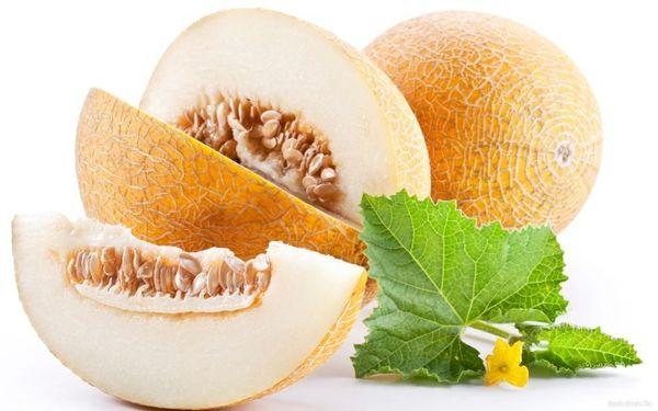 Дыня - одна из самых вкусных ягод