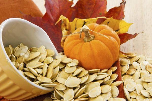 Семена тыквы считаются годными для посадки 4 года