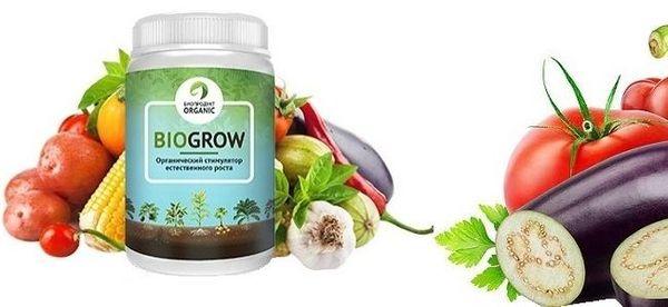 Удобрение BioGrow – это экологически чистая биодобавка
