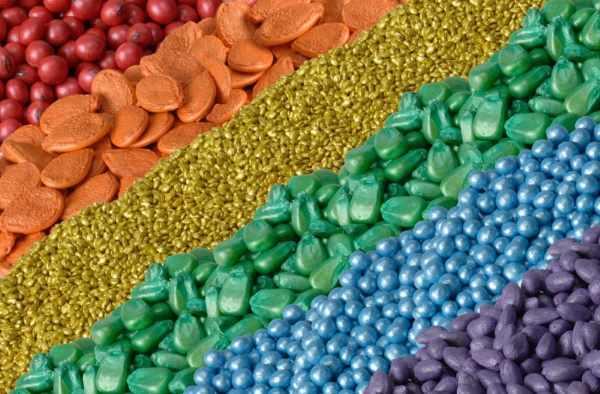 Дражированные семена отличаются хорошей урожайностью