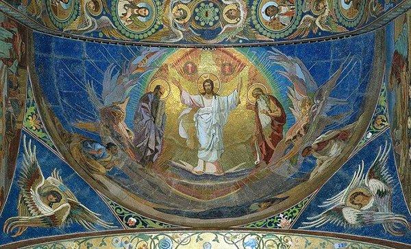 Преображение Господне (Храм Спаса на Крови, Санкт-Петербург)