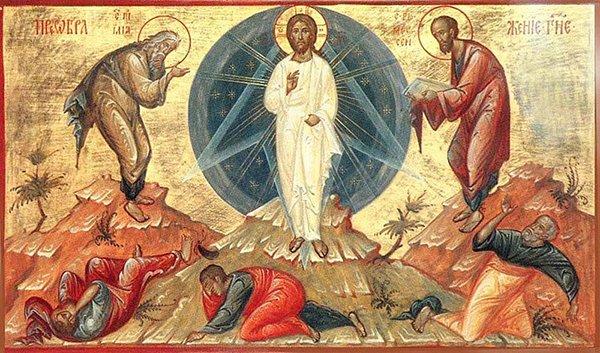 Праздник Преображения Господня (Яблочный спас)