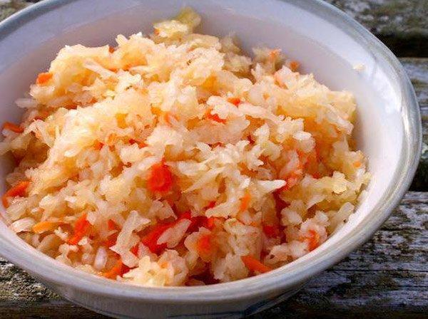 Рецепт квашеной капусты от Аллы Ковальчук