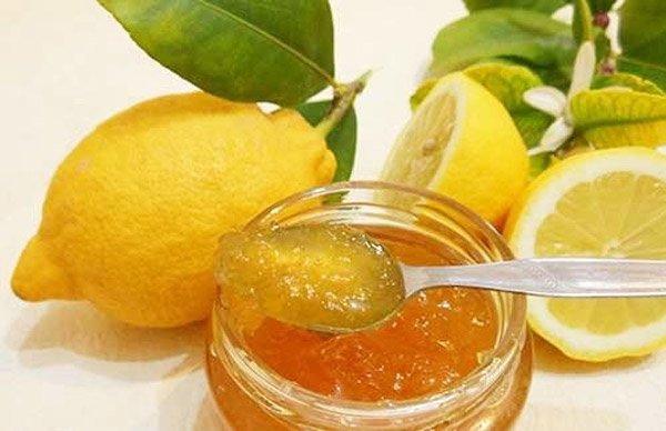 Лимонное варенье повышает иммунитет