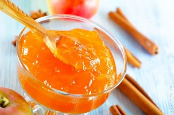 Варенье из спелых груш с корицей