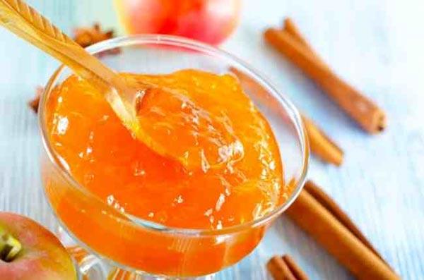 Вкусное варенье «Пятиминутка» из яблок