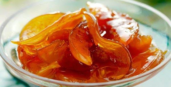 Вкусное прозрачное варенье из яблок дольками