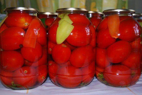 Полезные помидоры на зиму