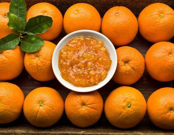 Варенье из апельсинов можно сделать, перекрутив фрукты на мясорубке