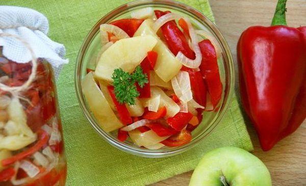Болгарский перец «В яблочко!»