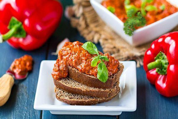 Вкусное блюдо на зиму - айвар