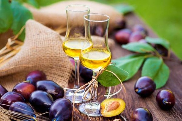 Сливовое вино польза и вред — История алкоголя